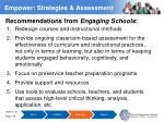empower strategies assessment