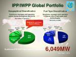 ipp iwpp global portfolio