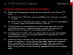 2012 arc research programs27