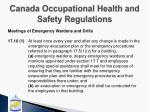 canada occupational health and safety regulations3