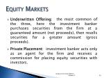 equity markets3