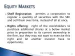 equity markets4