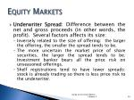 equity markets5