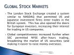 global stock markets1