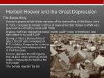 herbert hoover and the great depression2