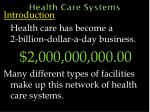 health care systems2