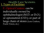 health care systems30