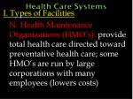 health care systems39