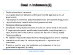 coal in indonesia 2