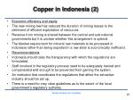 copper in indonesia 2