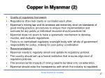 copper in myanmar 2