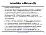 natural gas in malaysia 2
