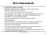 oil in timor leste 2