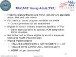 tricare young adult tya