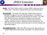 jrsoi execution1