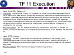 tf 11 execution3