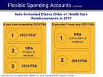 flexible spending accounts continued2