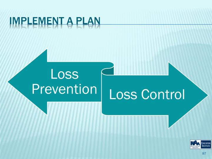 Implement a Plan