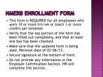 nmerb enrollment form