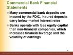 commercial bank financial statements1