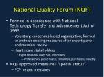 national quality forum nqf