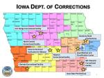 iowa dept of corrections