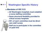 washington specific history2