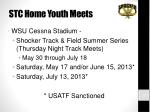 stc home youth meets