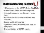 usatf membership benefits