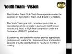 youth team vision