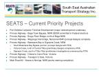 seats current priority projects1