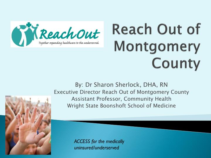 reach out of montgomery county n.