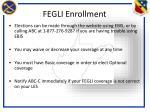 fegli enrollment