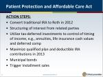 patient protection and affordable care act2