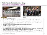 netherlands egates success story
