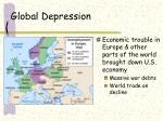 global depression