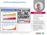 healthcare aging population