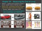 chapter 24 measuring the cost of living1