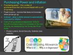purchasing power and inflation1