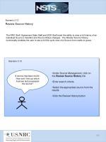 scenario 3 13 review source history
