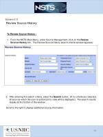 scenario 3 13 review source history1
