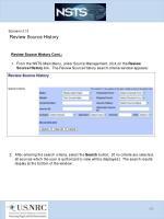 scenario 3 13 review source history2
