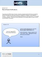 scenario 3 18 record export notifications