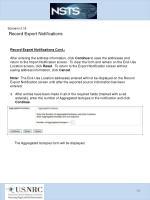 scenario 3 18 record export notifications3