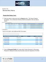 scenario 3 25 review alert history2