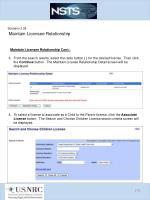 scenario 3 28 maintain licensee relationship2