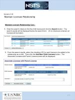 scenario 3 28 maintain licensee relationship3