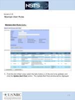 scenario 3 29 maintain alert rules4