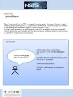 scenario 3 30 upload report