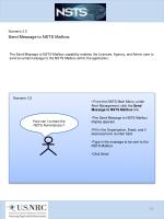 scenario 3 5 send message to nsts mailbox
